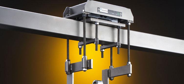 Pesetta aerea in acciaio Inox e cella alluminio AR/M (150-300 kg)