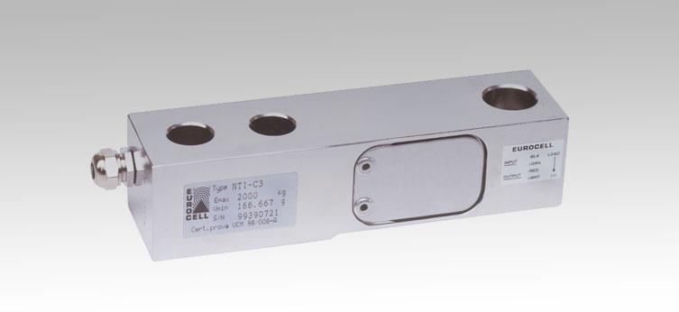 Cella di carico Mod. NTI (500-2000 kg)