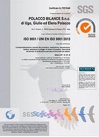 Visualizza il certificato