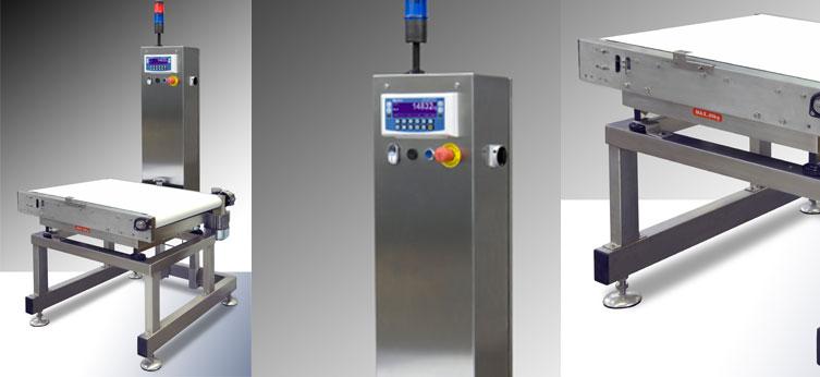 SEL410 INOX: Sistema di pesatura e controllo a funzionamento statico
