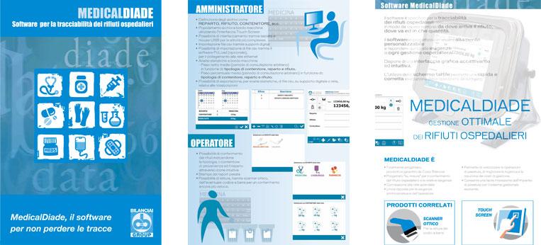MEDICALDIADE - Software per la tracciabiltà dei rifiuti ospedalieri