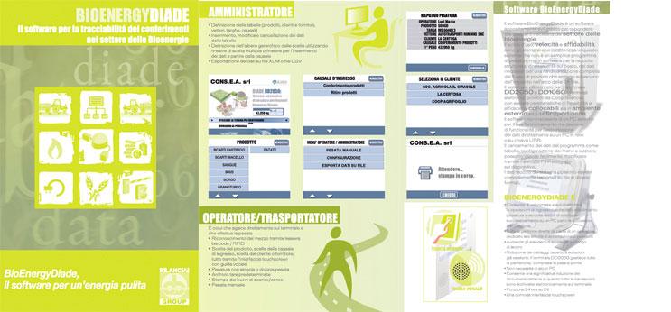 BIOENERGYDIADE - Software per la tracciabilità dei conferimenti nel settore delle bioenergie
