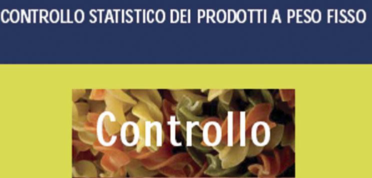 CTRL - Software per il controllo statistico del peso fisso