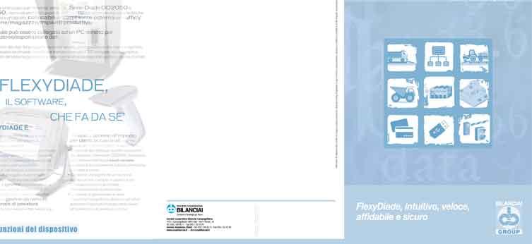 FLEXYDIADE - Il software per la gestione della pesatura con o senza operatore