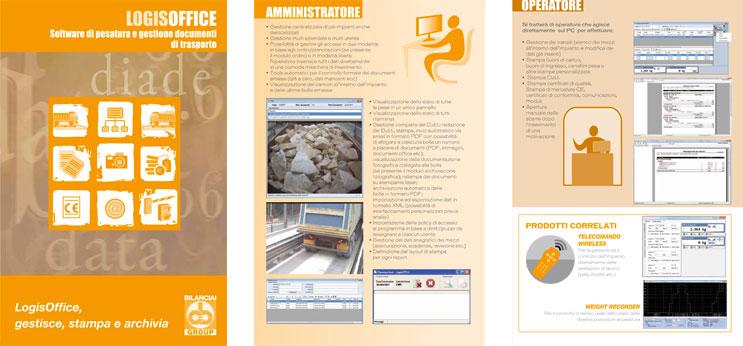 LOGISOFFICE - Software di pesatura, e gestione documenti di trasporto