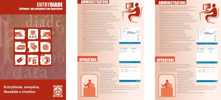 ENTRYDIADE - Software per pesatura con operatore