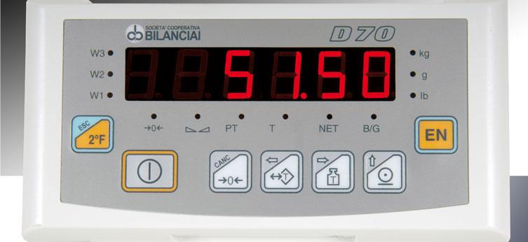 Terminale elettronico D70E